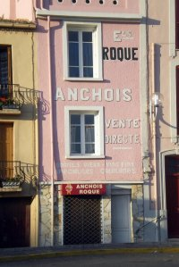 Roque Anchois, Collioure: August 2012