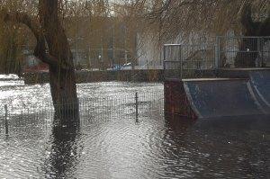 Skate Park, River Park, Winchester
