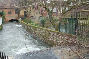 River Itchen, Mill, Winchester